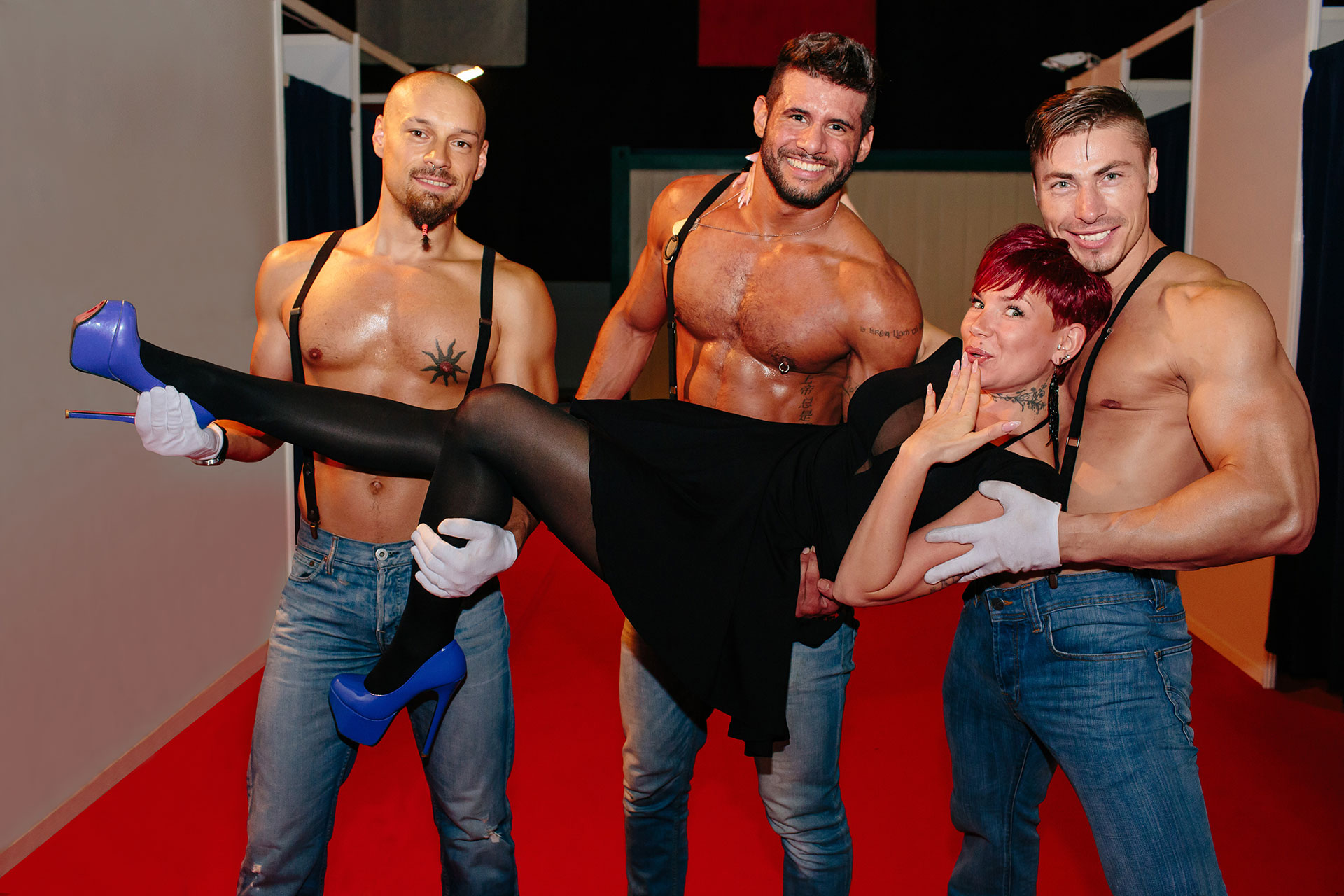 Absolute male strippers