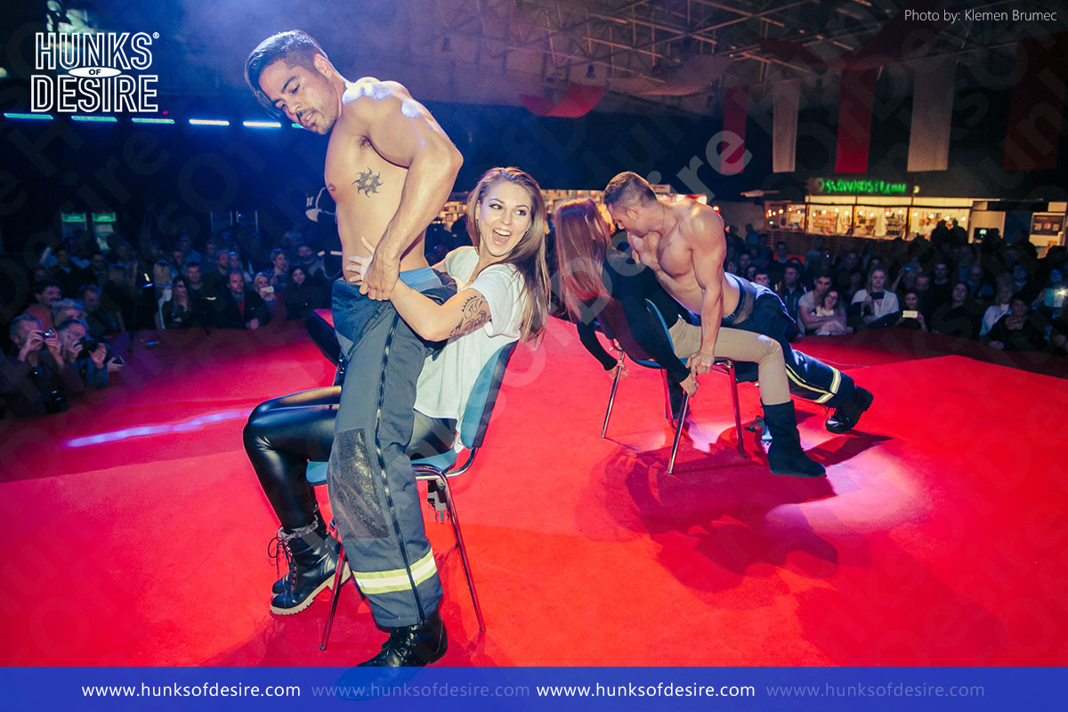 Irish strippers