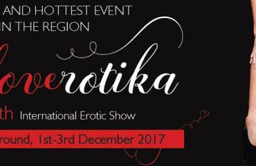Sloverotika 2017 Irish Male Strippers